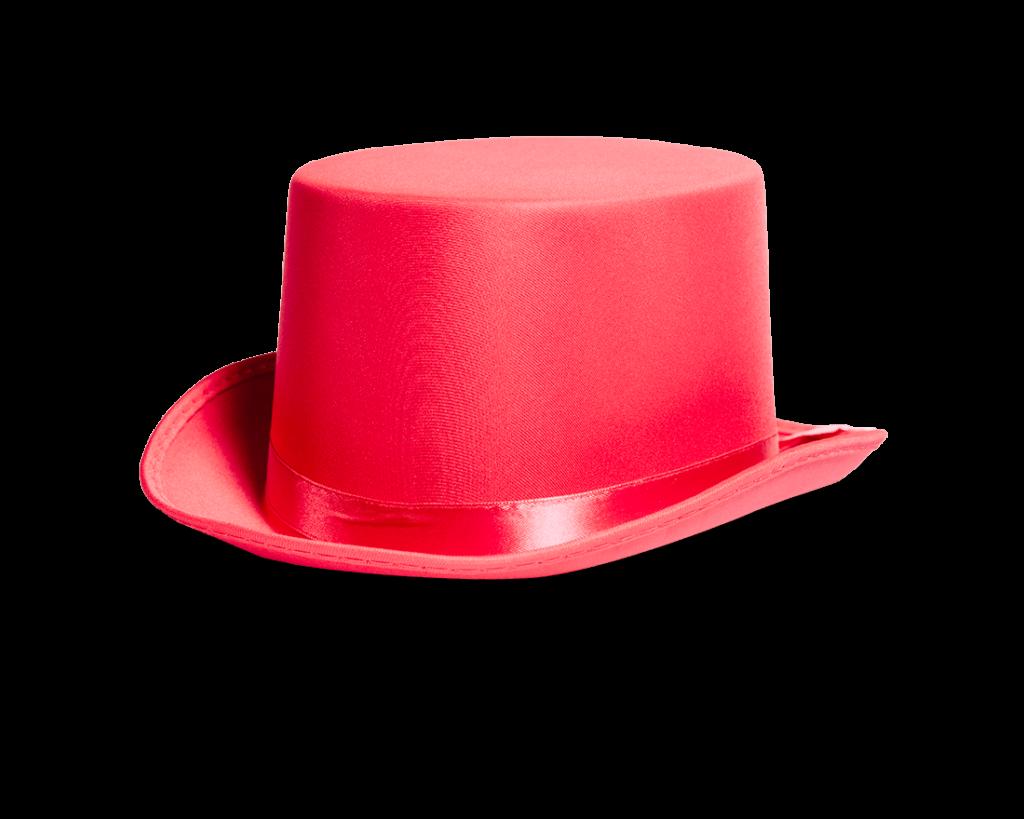 Pinkki taikurin hattu