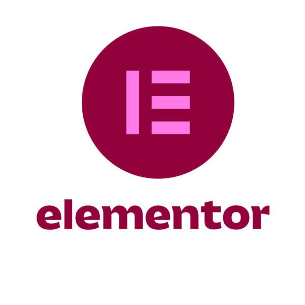Elementor Pro rakentajan logo